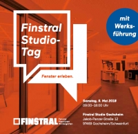 Studio-Tag bei Finstral
